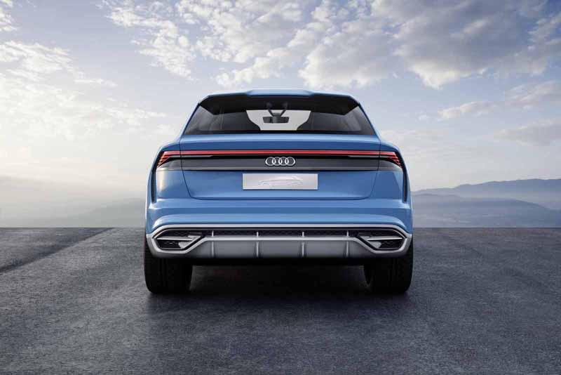 Foto Exteriores (12) Audi Q8-concept Concept 2017