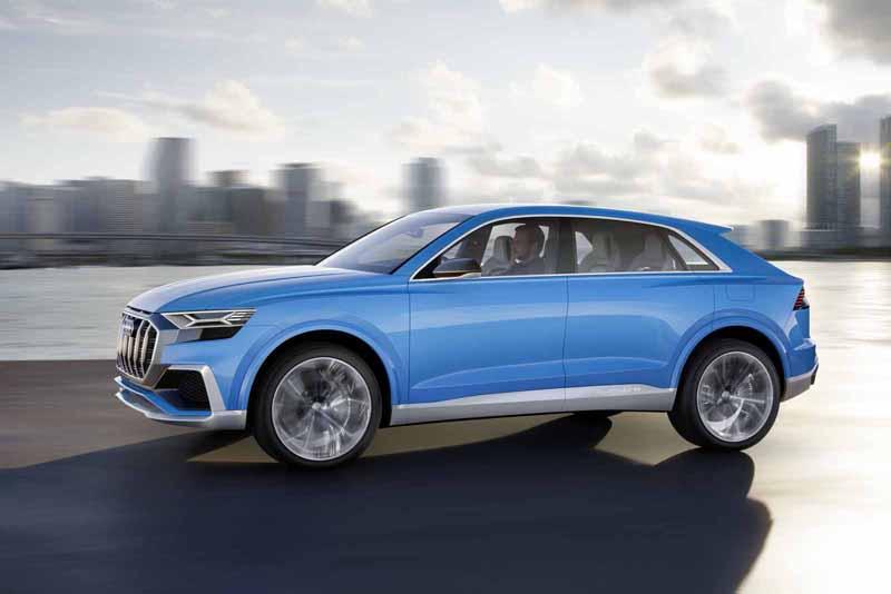 Foto Exteriores (13) Audi Q8-concept Concept 2017