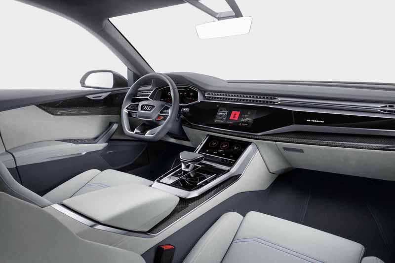 Foto Interiores (4) Audi Q8-concept Concept 2017