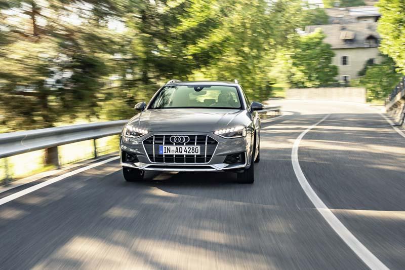 Foto A4 Audi Quattro 40 Aniversario