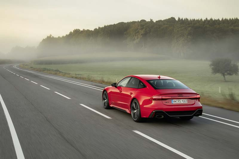 Foto Rs7 Audi Quattro 40 Aniversario