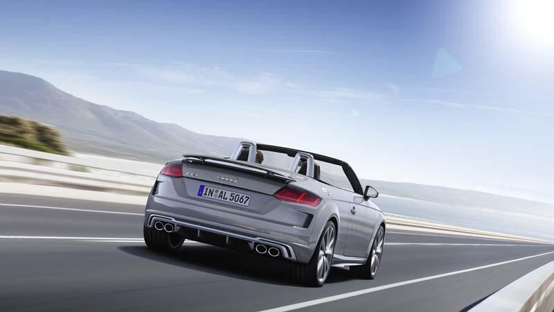 Foto Tt Audi Quattro 40 Aniversario
