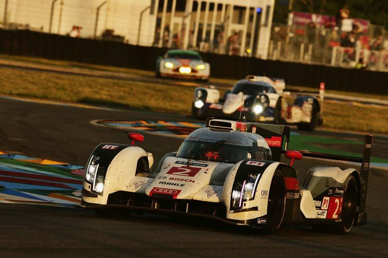 Foto Audi R18 e-tron