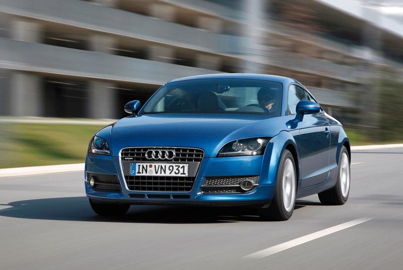 Foto Audi 2006 tt coupe quattro high Audi Quattro todos modelos 30 ...