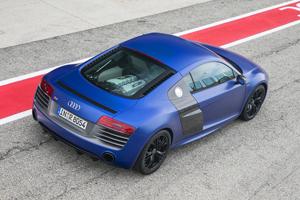 Foto Exteriores (3) Audi R8 Cupe 2012