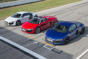 Foto Exteriores (5) Audi R8 Cupe 2012