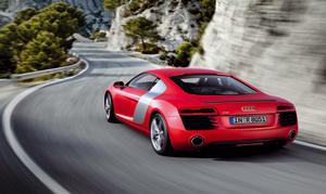 Foto Exteriores (6) Audi R8 Cupe 2012