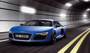 Foto Exteriores (7) Audi R8 Cupe 2012