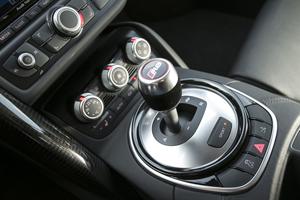 Foto Interiores Audi R8 Cupe 2012