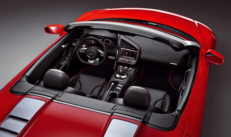Foto Detalles Audi R8 Cupe 2012