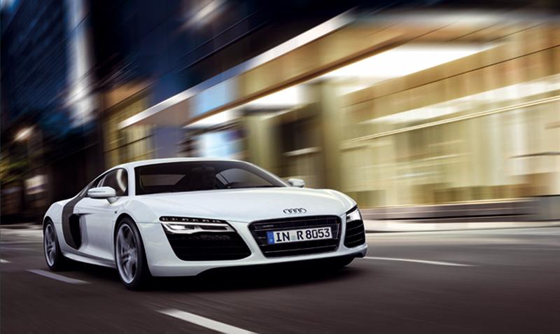 Foto Exteriores Audi R8 Cupe 2012