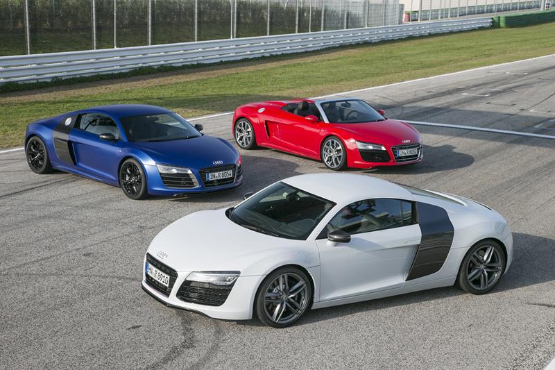 Foto Exteriores (4) Audi R8 Cupe 2012