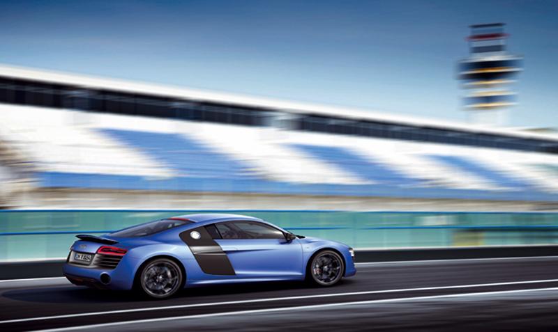 Foto Exteriores (8) Audi R8 Cupe 2012