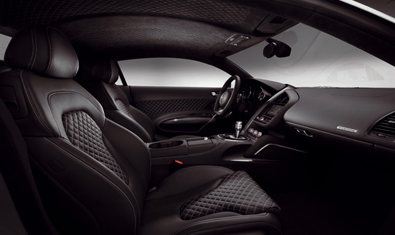 Foto Salpicadero Audi R8 Cupe 2012