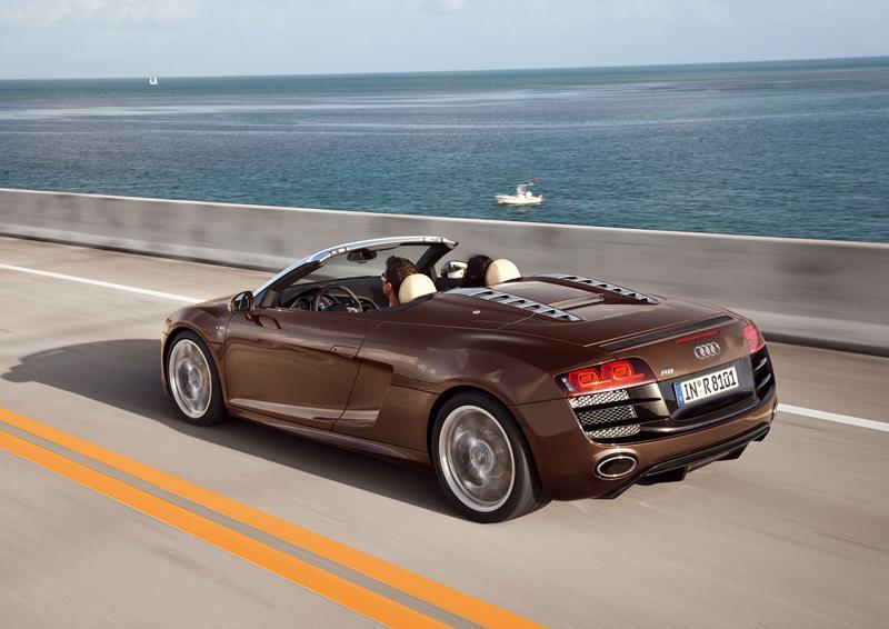 Foto Exteriores Audi R8 Descapotable 2009