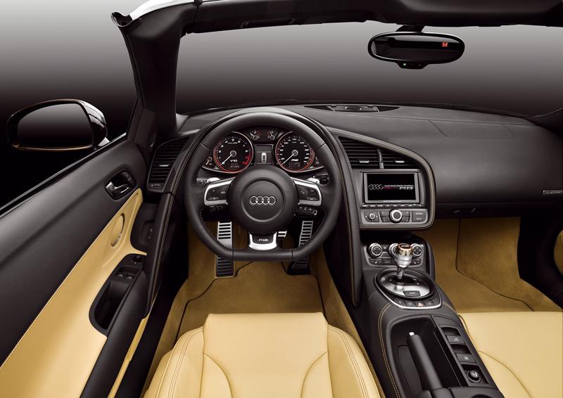 Foto Salpicadero Audi R8 Descapotable 2009