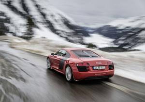 Foto Exteriores (3) Audi R8-e-tron Cupe 2013