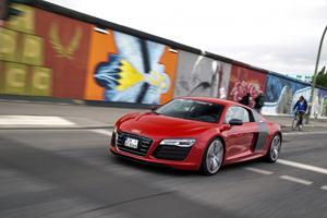 Foto Exteriores (5) Audi R8-e-tron Cupe 2013