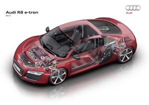 Foto Tecnicas (10) Audi R8-e-tron Cupe 2013