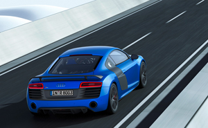 Foto Exteriores Audi R8-lmx Cupe 2014
