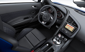 Foto Salpicadero Audi R8-lmx Cupe 2014