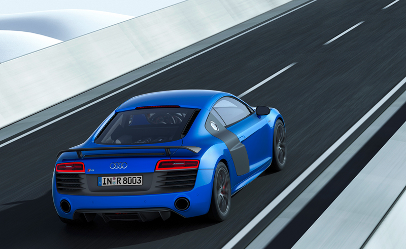 Foto Exteriores Audi R8 Lmx Cupe 2014