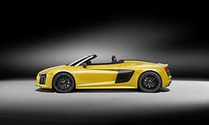 Foto Exteriores (11) Audi R8-spyder Descapotable 2016
