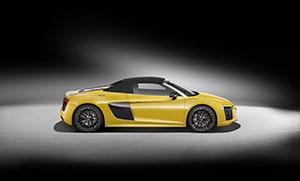 Foto Exteriores (12) Audi R8-spyder Descapotable 2016
