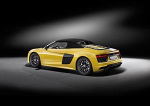 Foto Exteriores (14) Audi R8-spyder Descapotable 2016