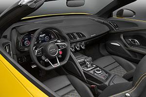 Foto Interiores (1) Audi R8-spyder Descapotable 2016