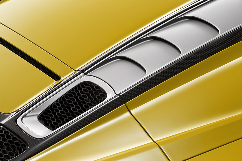 Foto Detalles Audi R8 Spyder Descapotable 2016