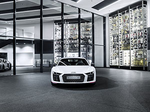 Foto Exteriores (4) Audi R8-v10-plus-selection-24-h Cupe 2016