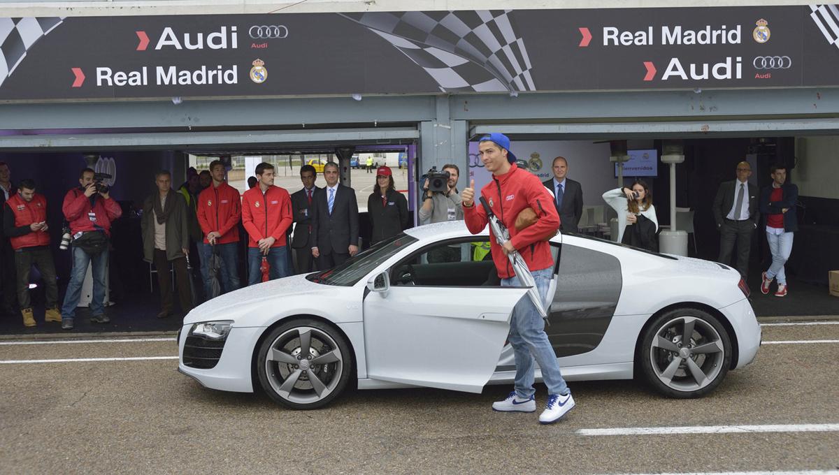 Fondos Pantalla Audi Real Madrid