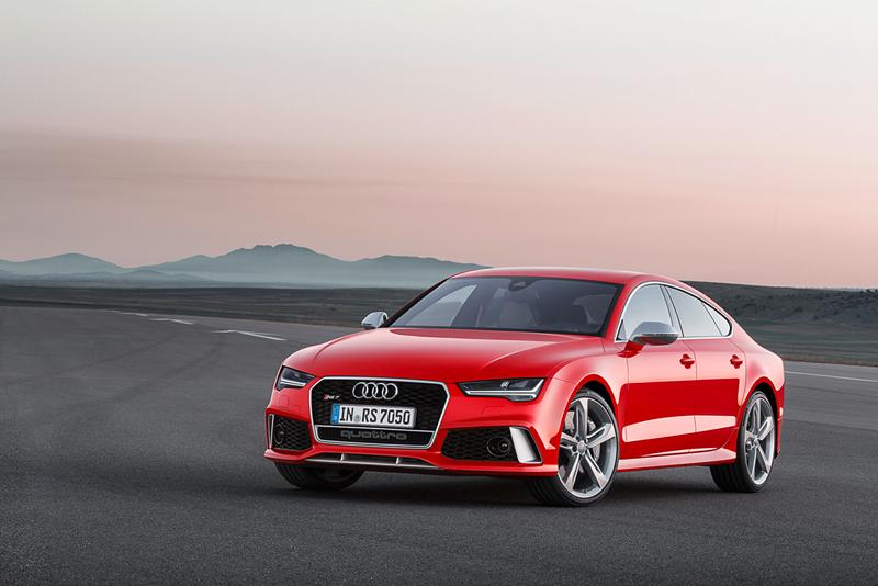Audi RS 7 Sportback 2014