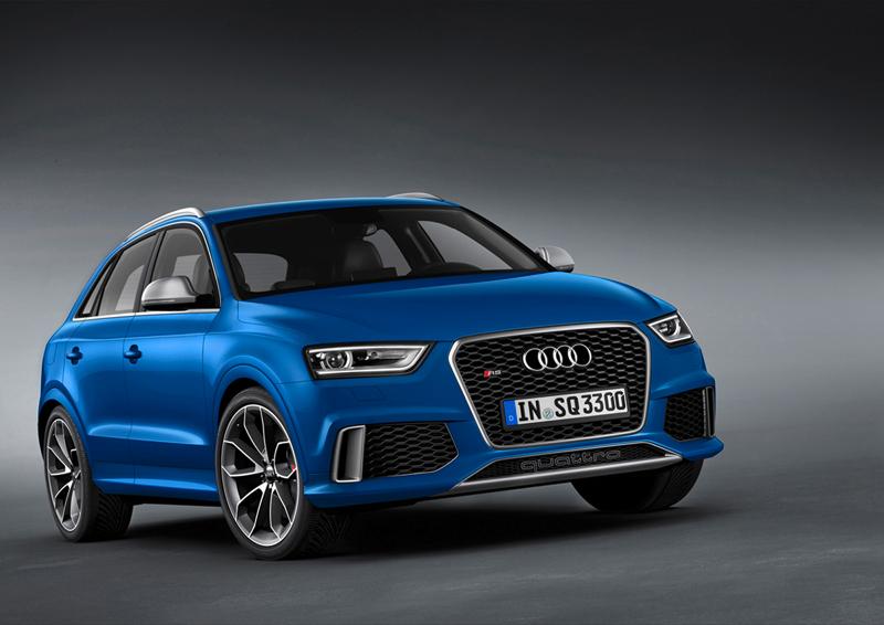Audi RS Q3 2013