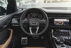 Foto Interiores (11) Audi Rs-q8 Suv Todocamino 2019