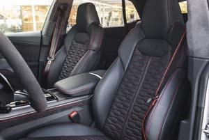 Foto Interiores (14) Audi Rs-q8 Suv Todocamino 2019