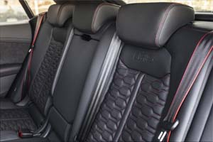 Foto Interiores (15) Audi Rs-q8 Suv Todocamino 2019