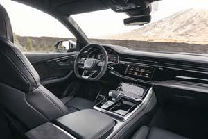 Foto Interiores (3) Audi Rs-q8 Suv Todocamino 2019