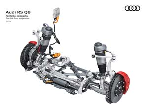 Foto Tecnicas (2) Audi Rs-q8 Suv Todocamino 2019