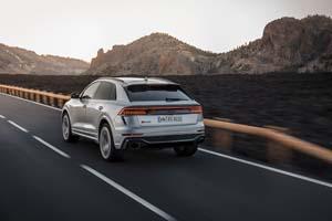 Foto Trasera Audi Rs-q8 Suv Todocamino 2019