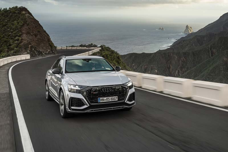 Audi RS Q8, prueba express