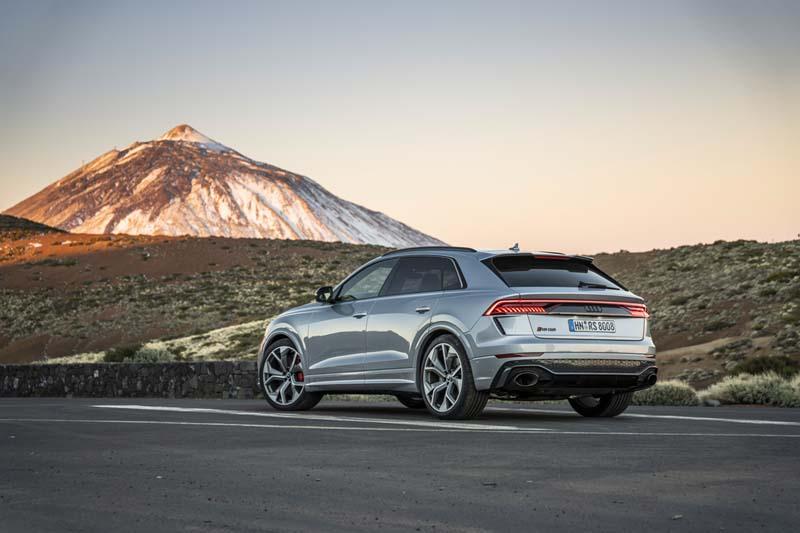 Foto Exteriores (91) Audi Rs-q8 Suv Todocamino 2019