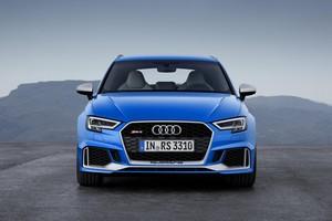 Foto Delantera Audi Rs3-sportback Dos Volumenes 2017