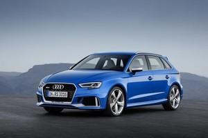 Foto Exteriores Audi Rs3-sportback Dos Volumenes 2017