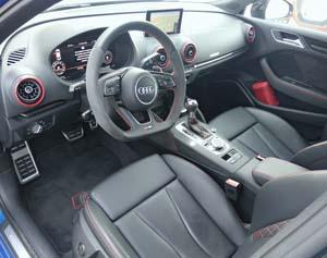 Foto Interiores (12) Audi Rs3-sportback Dos Volumenes 2017