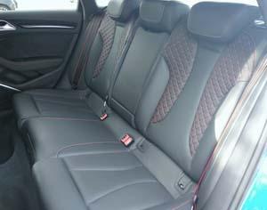 Foto Interiores (2) Audi Rs3-sportback Dos Volumenes 2017