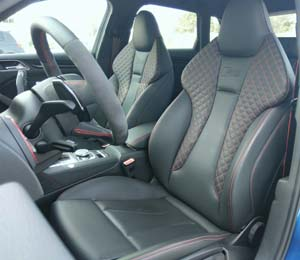 Foto Interiores (3) Audi Rs3-sportback Dos Volumenes 2017