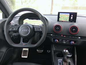 Foto Interiores (7) Audi Rs3-sportback Dos Volumenes 2017