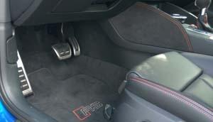 Foto Interiores (8) Audi Rs3-sportback Dos Volumenes 2017